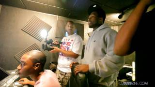 DJ Suss-One In The Studio w/ Floyd Mayweather & 50 Cent