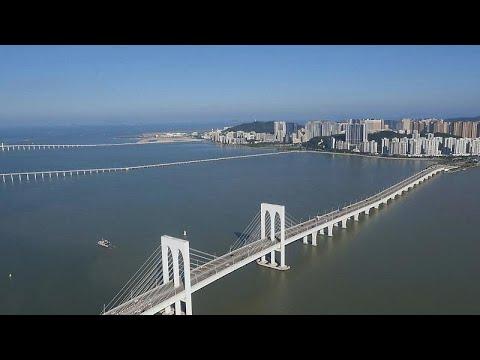 العرب اليوم - شاهد: تأكيد التعاون بين الصين والاتحاد الأوروبي في ماكاو