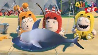 Oddbods Full Episode - Oddbods Full Movie   Game Face   Funny Cartoons For Kids