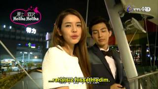 """Fall In Love With Me""  Behind The Scenes E07 (BTS)   Turkish Sub"