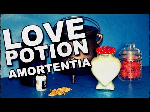 How To Make The World's Most Powerful Love Potion - Amortentia