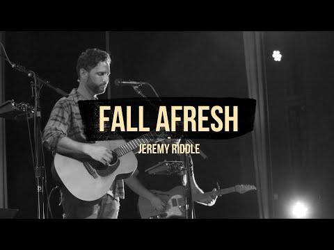 Fall Afresh - Youtube Live Worship