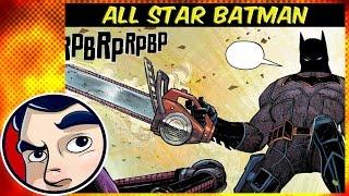 "Batman VS Gotham & Alfred ""All Star Batman"" - Rebirth Complete Story"