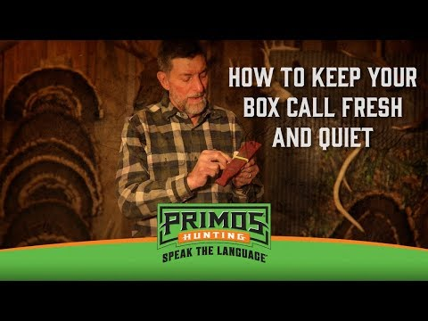 A Trick to Keeping you Box Call from Accidentally Squeaking video thumbnail