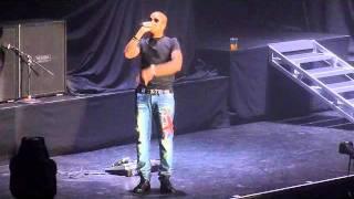 Chipmunk - Flying High - Ne-Yo Tour, Manchester 25/02/11.