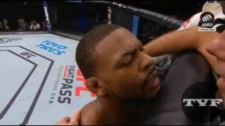 UFC Fight Night нокаут