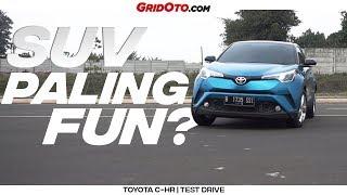 Test Lengkap Toyota C-HR, SUV yang harganya Nyaris Setengah Miliar