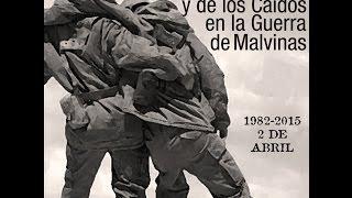 preview picture of video 'Homenaje a los Caidos y a los Veteranos de Malvinas (Tema: Bien Argentino - Nacho y Daniel)'