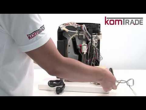 EAM/ESAM Antrieb ausbauen-ersetzen-tauschen-einbauen Delonghi Ersatzteile Reparaturanleitung
