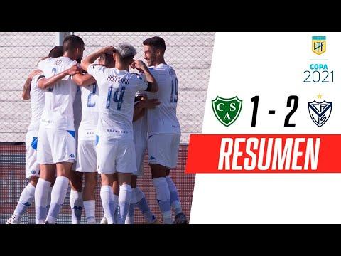 Resumen Sarmiento - Vélez