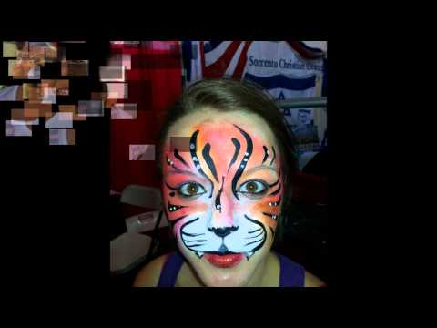 Performers Face Painters Professional Face Painting Clown 0