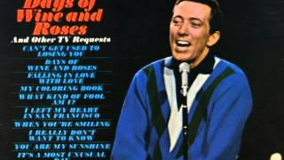 Andy Williams - It's A Most Unusual Day 1963