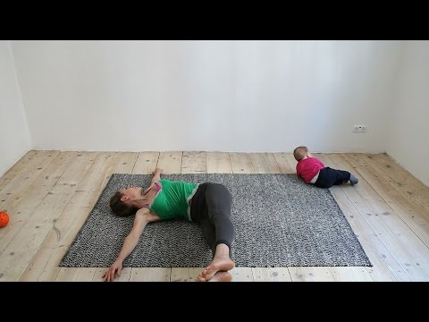 Ob man den Bauch entfernen kann, die Muskeln des Bauches anstrengend