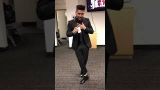 Super Moves - Guru Randhawa - Backstage