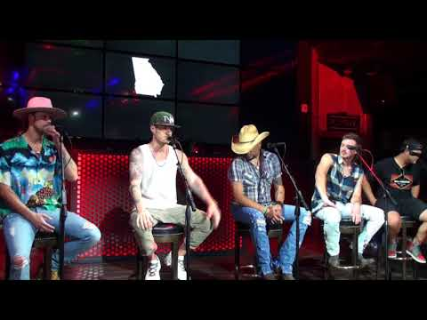 "Jason Aldean #1 party for ""You Make It Easy"""