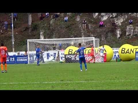 Cobán 1-0 Sanarate - Jornada 22 - Apertura 2019