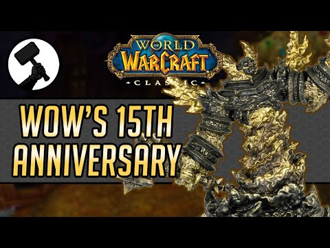 WoW 15th Anniversary Classic Collectors Edition! In Game Event Rewards!