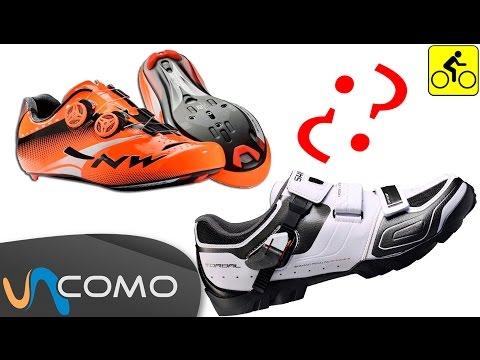 Qué zapatillas de ciclismo elegir