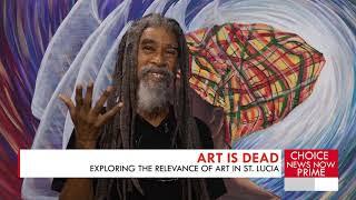 Is Art Dead?