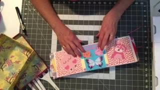 A PAPER BAG BOOK....