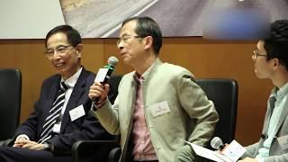 李柱銘反駁曾鈺成:我愛的中國不是財大氣粗 而是維護民主自由
