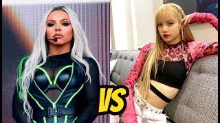 Jesy Nelson VS Lisa (Dance Battle)