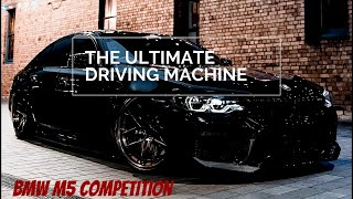 What's Faster Than A Ferrari And Lamborghini? BMW M5 Competition   Car Review