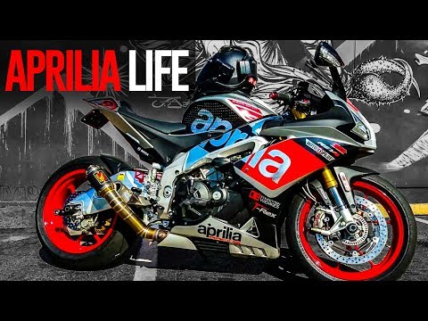 APRILIA RSV4 Review after 4,000 Miles