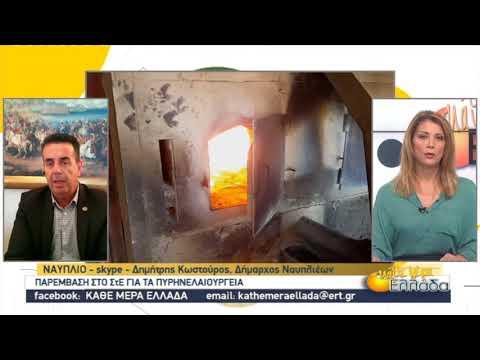 Ναύπλιο: Παρέμβαση στο ΣτΕ για τα Πυρηνελαιουργεία   20/11/2020   ΕΡΤ