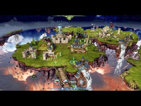 Driftlands - Magické létající ostrovy [CZ / Česky]