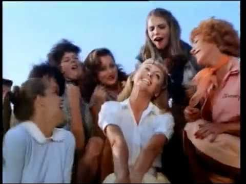 Grease - Summer NIghts - with lyrics