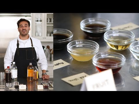Vinegar Glossary- Kitchen Conundrums with Thomas Joseph