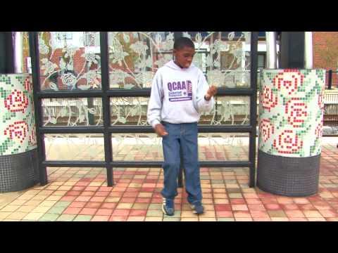 Hood featuring Regal - Gotta Get Dat Word