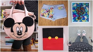 CHEAP & EASY DISNEY DIY CRAFTS #10 | PINTEREST INSPIRED