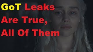 Episode 5 Confirms Game Of Thrones Leaks Were True, Unpopular Ending Incoming