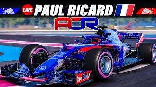 AOR Liga Rennen 8: Frankreich GP – F1 2018 Livestream Deutsch | Formel 1 Gameplay German