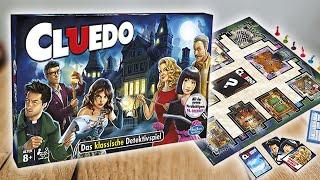 CLUEDO - Spielregeln TV (Spielanleitung Deutsch) - HASBRO GAMING