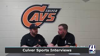 Culver Coaches Interviews - 3-21-19