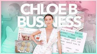 LE BUSINESS CACHÉ DE CHLOÉ B