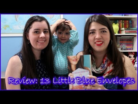 Review do livro 13 Little Blue Envelopes