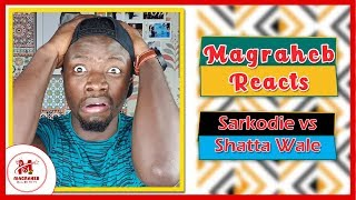 Strong Warning from Shatta Movement to Sarkodie over his Advice track (Magraheb Reacts)