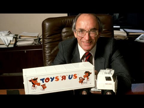 Toys R Us Founder Charles Lazarus Dies a Week After Store Announces Bankruptcy
