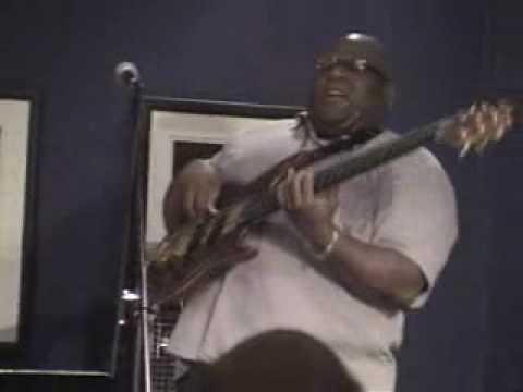 "James Ross @ John ""JK"" King  (Bass Solo) SMOKING!!!"