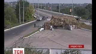 Поблизу кордону з боку Придністров'я зосереджене ціле угруповання російських військ