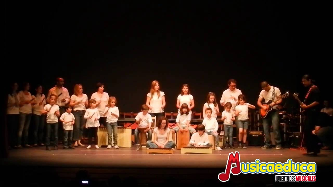 Percúnete de Percubón - Festival Musicaeduca 2013