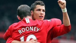 [Manchester United] Wayne Rooney & Cristiano Ronaldo