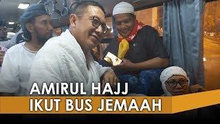 Ketika Amirul Hajj Bertanya ke Jemaah soal Layanan Haji
