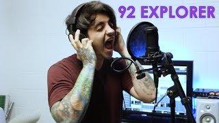 "Post Malone ""92 Explorer"" (Nik Nocturnal & Ezekiel Pierson) METAL COVER"
