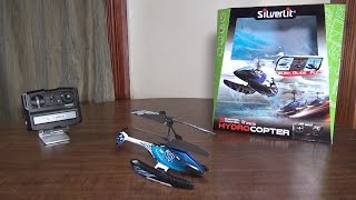 Silverlit - HydroCopter - Review and Flight