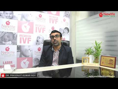 DOCTOR'S TALK Session 1: Causes of Infertility by Dr Prasenjit Kumar Roy
